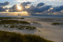 Amrum Island, Germany: Sun Ray...