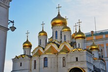 Annunciation Cathedral Of Mosc...