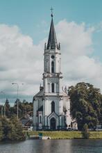 Church In Bruntal, Czech Repub...