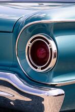 Closeup Of A Vintage Classic C...