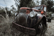 Old Chevy Truck 4