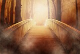 Fototapeta Fototapety na drzwi - stairway to heaven