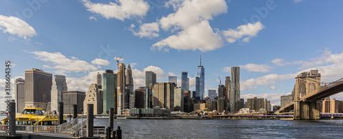 El horizonte de Nueva York