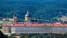 Monastery Stift Melk In Lower ...