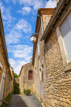 Medieval Village Of Limeuil