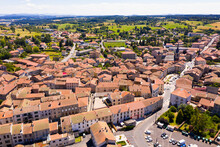 Aerial View Of Residential Are...