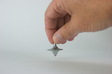 Steel Metal Spinner And Male H...