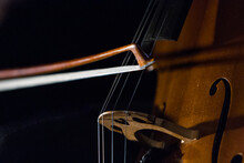 Cello Bow Instrument