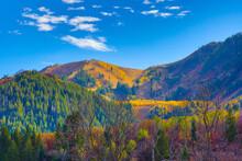 Sundance Mountain Resort Autumn
