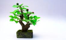 Plastic Bonsai Tree