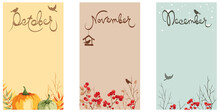 Set -- Wallpaper With Floral D...