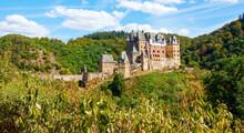 Eltz Castle And The Surroundin...