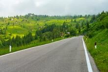 Mountain Landscape Along The R...