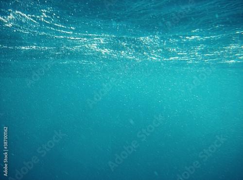 Obraz Fondo del mar - fototapety do salonu