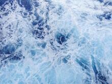 Caribbean Sea Churned Up