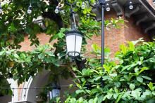Vintage Street Lamp Exterior A...