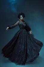 Katrina In Fashion Dress