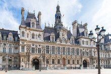 Paris, The Hotel De Ville