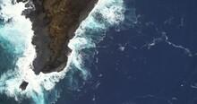 Mokuho'oniki Islet Maui County Hawaii.