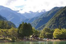 駒ケ池と宝剣岳