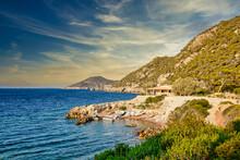 Beautiful Bay View On Mediterr...