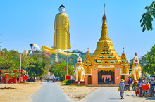 Maha Bodhi Ta Htaung Buddhist ...