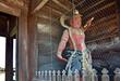 瑞龍寺・金剛力士像