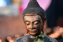 The Hindu Statue