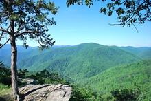 Landschaft In Shenandoah National Park, Virginia