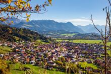 Burgberg - Allgäu - Herbst - ...