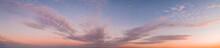 Colorful Purple Sunset Twiligh...