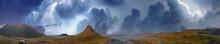 Storm Approaching Kirkjufell M...