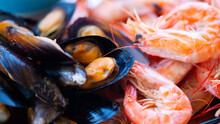 Shrimp And Mussel Seafood Plat...