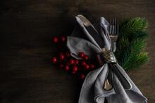 Christmas Cutlery Set