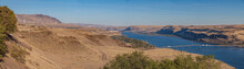 Panoramic View Of The Columbia...