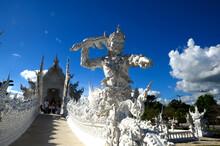 Temple And Building Thai Cultu...