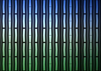 Dark Blue, Green vector layout with flat lines.