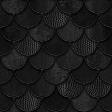Seamless Metallic Texture Of F...