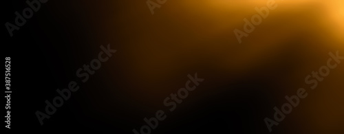 Blurred divine sun light shines through space Fototapete