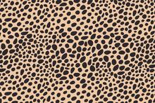 Abstract Dots Animal Print Des...