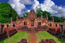 Muang Tam Sanctuary Stone Cast...