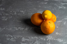 Three Oranges And One Lemon Li...