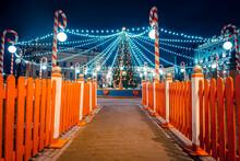 Christmas Saint Petersburg. Ne...