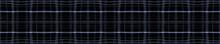 Seamless Plaid Background. Dark Blue Tartan