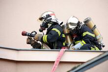Pompier France à La Lance