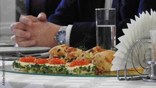 Fototapeta banquet