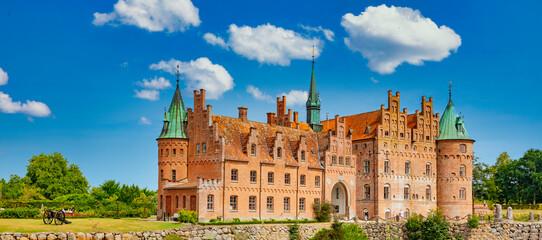 Egeskov Castle in Denmark