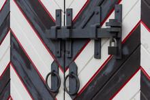 Wrought Iron Door Handles In T...