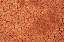 Nature Background Of Cracked D...