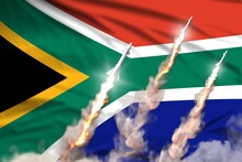 South Africa Ballistic Missile...
